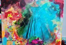 Blues / by Beth Charles Art & Studios
