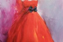 Red / by Beth Charles Art & Studios