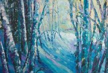Trees that Inspire / by Beth Charles Art & Studios