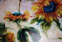 Floral Inspiration / by Beth Charles Art & Studios