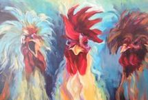 Farm Animals / by Beth Charles Art & Studios