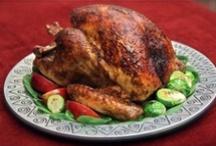 Turkey Recipes / by Meriem Bustos