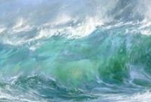 Waterscapes / by Beth Charles Art & Studios