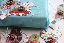 Creative Wrapping & Party Ideas / by Leah MacFarlane Daniel