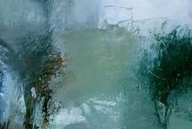 Abstract Landscape / by Beth Charles Art & Studios