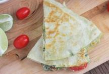 Craving: nachos, tacos & quesadillas / by Cassie Laemmli | Bake Your Day