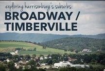 Valley Communities / Cities, communities, towns, hamlets, and hollers in Harrisonburg, Rockingham, and the Shenandoah Valley of Virginia.