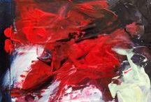 Red Wings / by Beth Charles Art & Studios