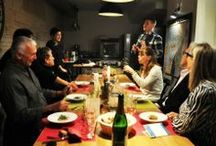 Chef's Table - food & wine pairing. / What we love to eat. What we love to cook. What we love to share.