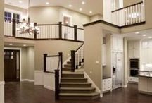 Home || Stairs & Foyer