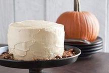 Cake/Cupcakes - Pumpkin/Sweet Potato / by Meriem Bustos