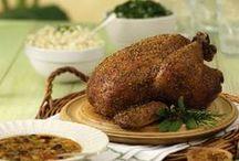 Chicken - Whole Chicken Recipes / by Meriem Bustos
