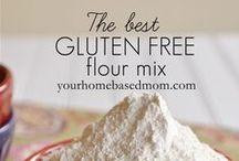 Gluten Free Non-Sweets / by Meriem Bustos
