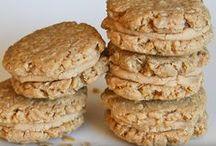 Cookies - Peanut Butter Recipes / by Meriem Bustos