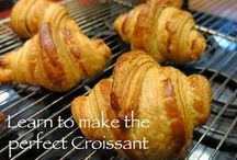 Bake it like it's hot / French baking. Croissants, pain au chocolat, pain au raisin and brioche! Oh my! It's a French breakfast dream come through. You learn how to master the flaky croissant crust and the moist brioche.