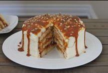 Cake/Cupcakes - Caramel/Dulce De Leche / by Meriem Bustos