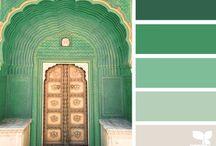 color : palettes / color palettes