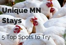 Minnesota Discovered / Discover Minnesota people, places and activities you haven't seen or tried. From the underground to the Lakes, explore the things in Minnesota you didn't know were here. Find Something New.℠  www.uniquelyminnesota.com