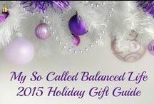 2015 Holiday Gift Guide / Welcome to the 2015 Holiday Gift Guide board! You will be able to find the ideal gift for that special someone in your life.