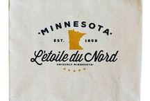 Unique MN Gifts / The Shop at Uniquely Minnesota® offers unique Minnesota gifts that celebrate activities, places and past times only found here. Find exclusive totes, mugs and shirts in MN-inspired designs.
