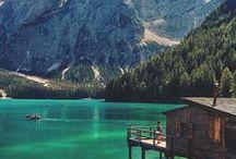 Wanderlust / Travel ideas, inspiration and wanderlust.
