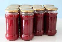 Thermomix - Brotaufstriche und Marmeladen süß