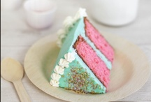 recipes for desserts / Let them eat CAKE! / by Nisa Deeves