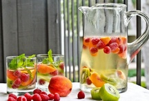 recipes for smoothies, juices & other beverages / yummy things to drink / by Nisa Deeves