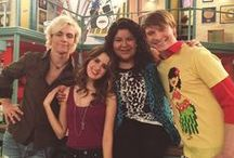 TV Shows / Your favorite television shows like Austin & Ally and Pretty Little Liars!