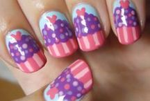 M-azing Manis / Super creative manicures! Send us yours using #MMagNails