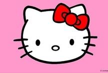 Hello Kitty  / by Lareesa Combs