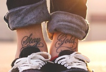 TATTOOS / All different kind of TATS, hope you will ENJOY my style.  / by ALBUS D ♛