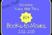 Books to Movies / by BigBooks TinyVoices