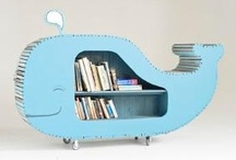 Library Dreams / by BigBooks TinyVoices