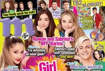 M Covers / Covers from M Magazine!