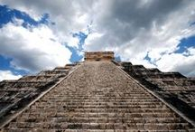 BeaUTy in CuLTurE ~ MaYaN / Temple builders. Masters of time. Rich in culture. Bold in character.  / by ~ KaiZeN ~