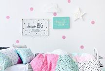 Kids Rooms & Nursery Decor / I love kids rooms! Here are some happy interiors for the little ones.