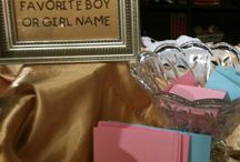 Baby SHOWERS / by Valerie Janelle Marcus