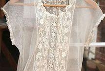 lace clothing / by ja shobe