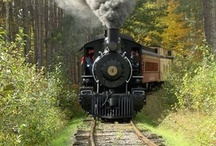 Hear the Train a Coming / by Patty Chapman