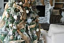 Christmas Pinspiration 2015 / how to decorate this year...