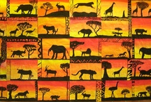 art for kids - africa