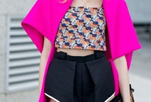 █ Street Style Color █ / by Ale Blanco