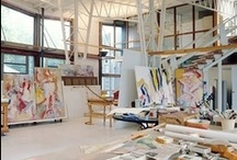 Creative work spaces | Artists