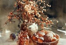 Art - Floral Still Life / Flowers in arranged settings... / by Jacqueline Brown