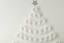 Uncommon Xmas Trees / Why be the same as everyone else? Innovative ideas for Christmas trees.