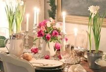 DINING ROOMS~WHERE MY FAMILY GATHERS
