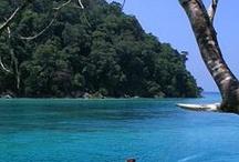 Honeymoon in Thailand / by Ruthie K