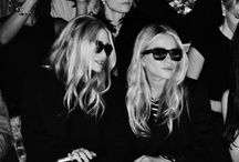 Olsen Inspiration / Oh to have their wardrobes. / by Lara Cupit