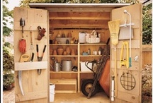 Outdoor Organization / Classic ways to organize your outdoors. / by Tree Classics